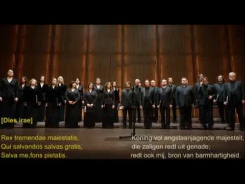 Arvo Pärt Miserere The Latvian Radio Choir (LRC) 12 January 2015 Rotterdam