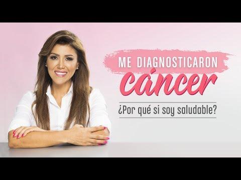 Me diagnosticaron cáncer ¿Por qué si soy saludable - Historia de cáncer de Ingrid Macher