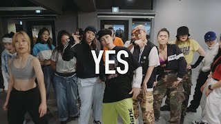 Fat Joe, Cardi B, Anuel AA ft. Dre - YES / Hyojin x Youn Choreography.mp3