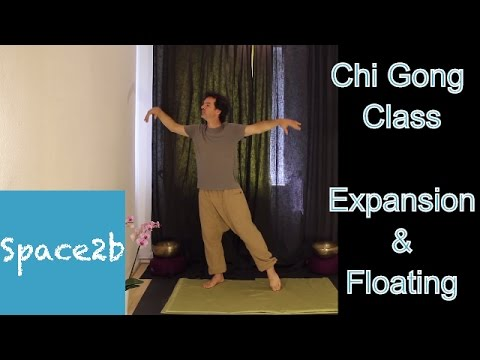 Qi gong - Expansion and Floating - video class 25