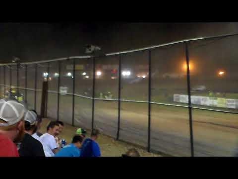 Modified Heat 4 Round 2 @ Marshalltown Speedway 09/15/17
