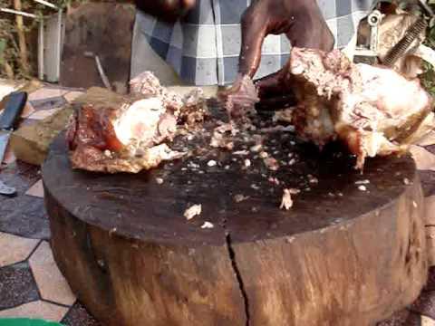 Street Meat in West Africa