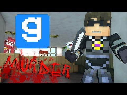 MURDEROUS MAD MAX LOSES IT! | Minecraft Murder