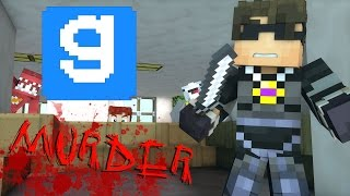 MURDEROUS MAD MAX LOSES IT! | Minecraft Murder