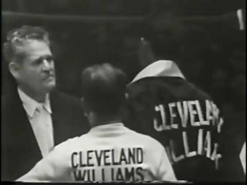 Muhammad Ali   Cleveland Williams  1966 11 14