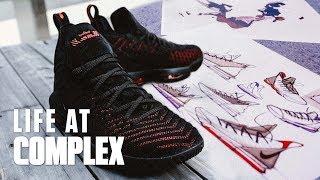 Nike Designer Breaks Down the Lebron 16's! | #LIFEATCOMPLEX