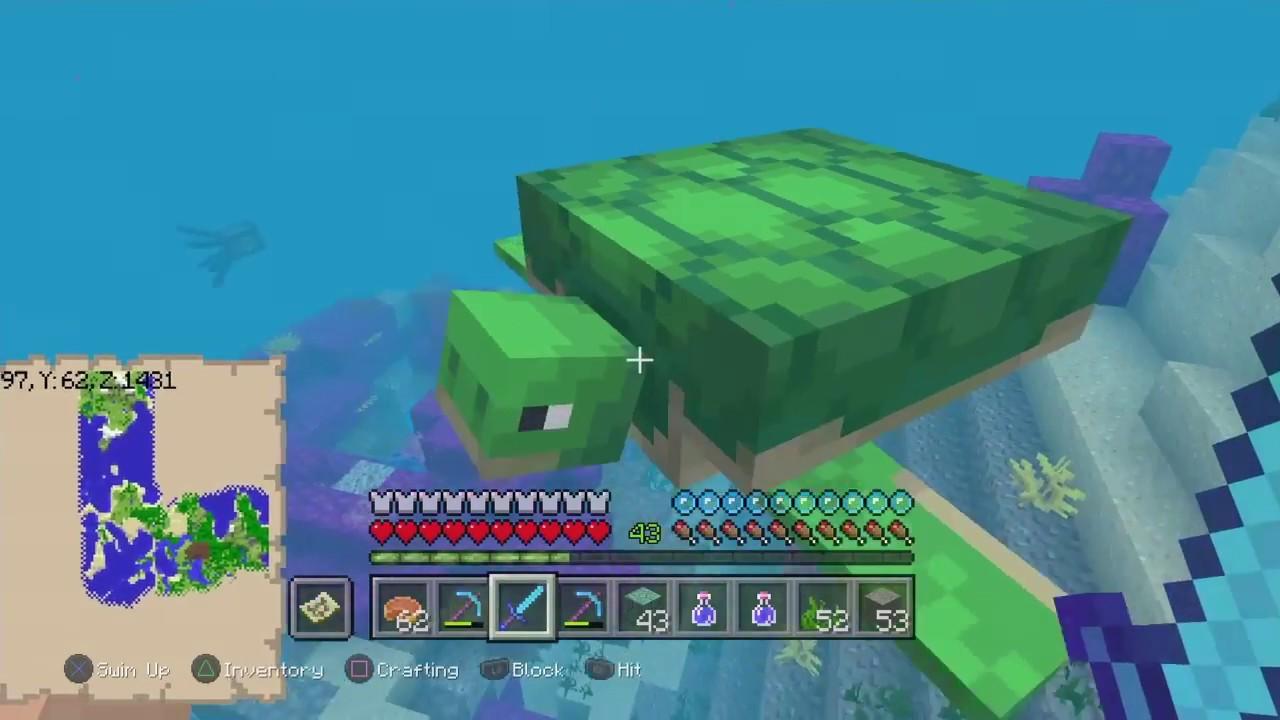 Moskstraumen Trophy Ps4 Minecraft Version Youtube