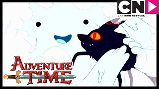 Adventure Time | The Snow Golems Unlikely Companion | Cartoon Network