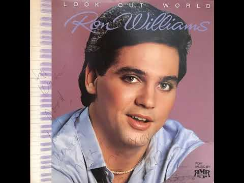 Ron Williams - Worthy Music - Look Out World - Private Utah Mormon Synth Pop 1984