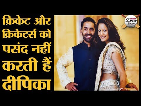 Cricketers Ki Love Story - Episode 1 | Dinesh Karthik and Dipika Pallikal