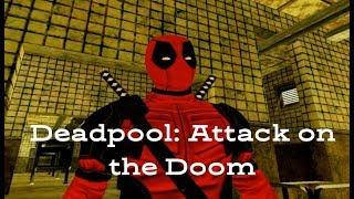 Дэдпул: Атака на Дума. 1 серия. Deadpool: Attack on the Doom. 1 series. ГТА. GTA