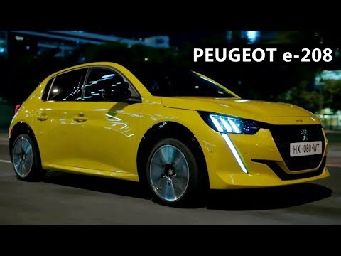all new peugeot 208 and e 208 2020 youtube. Black Bedroom Furniture Sets. Home Design Ideas
