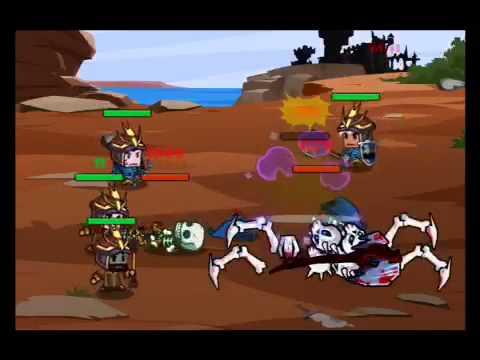 Heroes Vs Monsters (BOSSES 10 - 13)