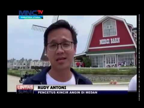 Medan Resort City - MERCI WINDMILL (KINCIR ANGIN)