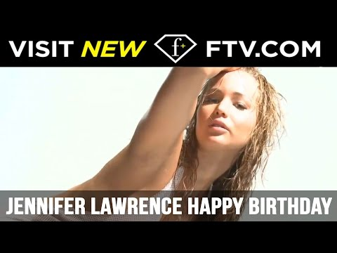 Jennifer Lawrence Happy Birthday - 15th Aug | FTV.com