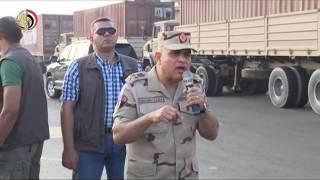وزير الدفاع: القوات المسلحة لا تستطيع التأخر عن الشعب في أزمة السيول | المصري اليوم