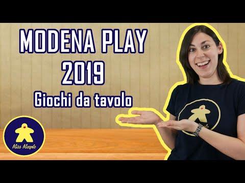 I 5 Giochi da Tavolo più attesi di Modena Play 2019