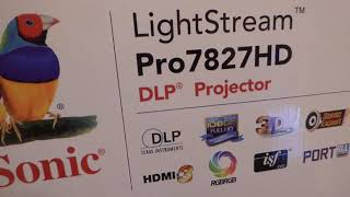 OUR NEW ECLIPSE ULTRA 4K  16:9 - 2.35:1 PROJECTOR , SCREEN PAINT COMBO'S SOLD OUT!