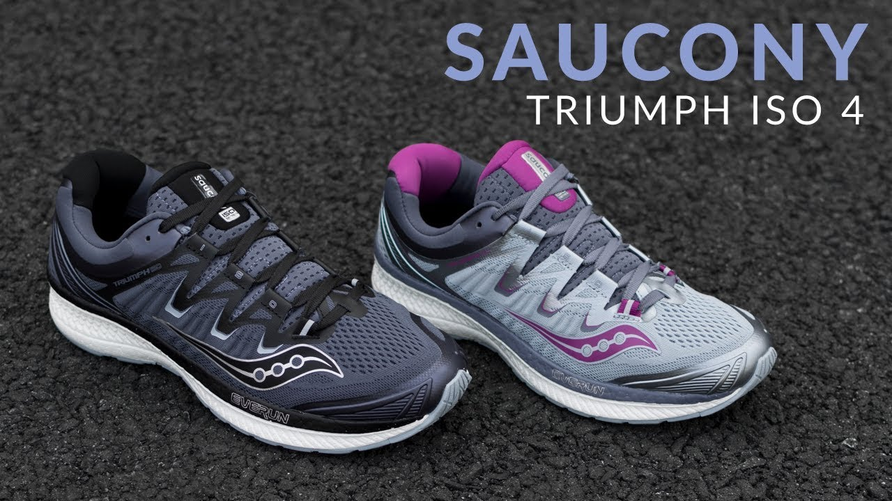 450beb2a77 Saucony Triumph ISO 4 - Running Shoe Overview
