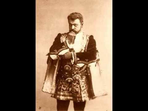 Francesco Tamagno -  Esultate! (Verdi - Otello).wmv