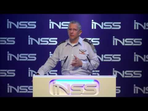Keynote Speaker: Maj. Gen. Amir Eshel, Commander of the Israeli Air Force