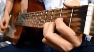 Dia milikku - Cover ( Sundanese Instrument + Guitar )