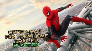 Spider-Man Far From Home Trailer Live Reaction - Breakdown Channel Universe LIVE NOW