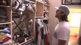 Inside Paul Rabil's Closet