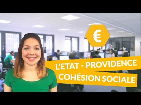 Comment l'Etat - Providence contribue-t-il à la cohésion sociale ? Introduction - SES - digiSchool