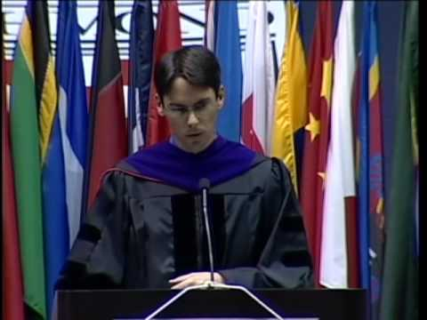 Rick Klau -  University of Richmond Law School commencement speech