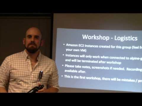 The Big Data Mechanic Workshop 1