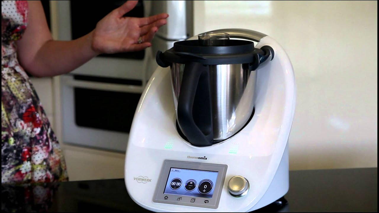Nouveau Thermomix 2017 Thermomix Tm5 Unboxing And Intro English Youtube