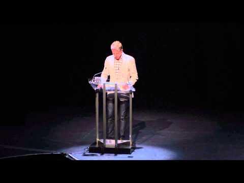 James Tansey speaks at Sam Sullivan's June 2013 Public Salon