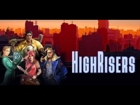 Highrisers Gameplay No Commentary |
