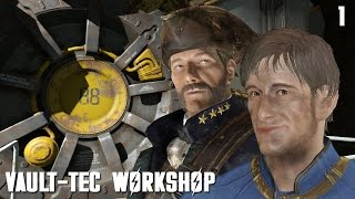 Fallout 4 - Vault-Tec Workshop - Part 1