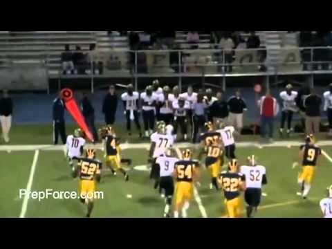 2013 DB Daniel Wright 2012 season highlights