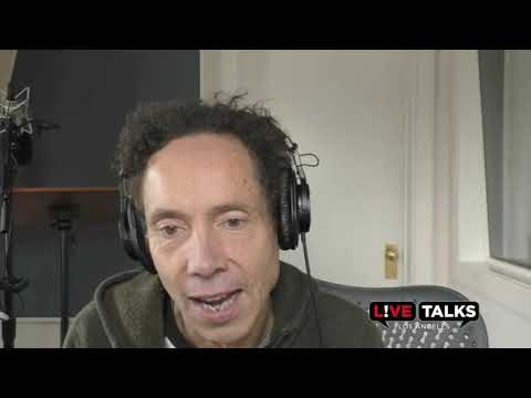 Malcolm Gladwell comes Live Talks Los Angeles, April 25 -- a teaser