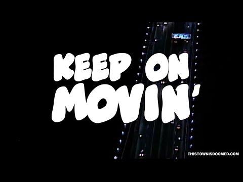 Atlantis - Keep On Movin' & Groovin' (Moblin Re-Edit)