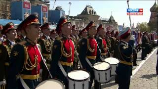 Мы - Армия Страны, Мы - Армия Народа! Москва. Парад Победы. 9 мая 2015