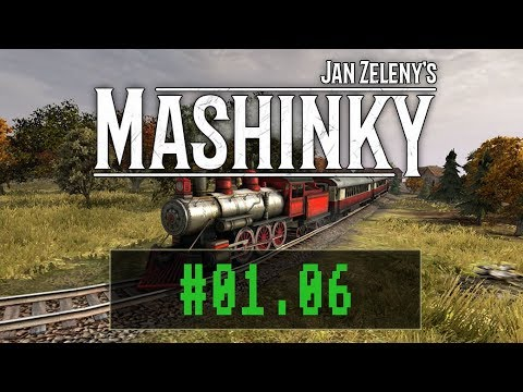 Mashinky #01.06 - Präzisionsarbeit [ Transport Simulation   Kurz Let´s Play ]