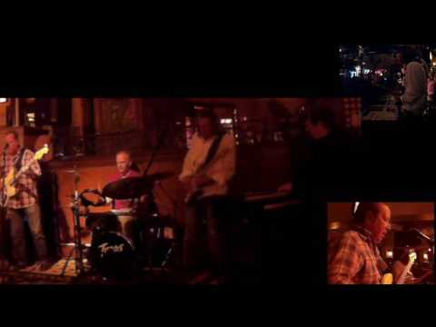 The Randy Brock Group @ Fishbones St Clair Shores -  Let It Rain & Can't Find My Way Home  5 6 17
