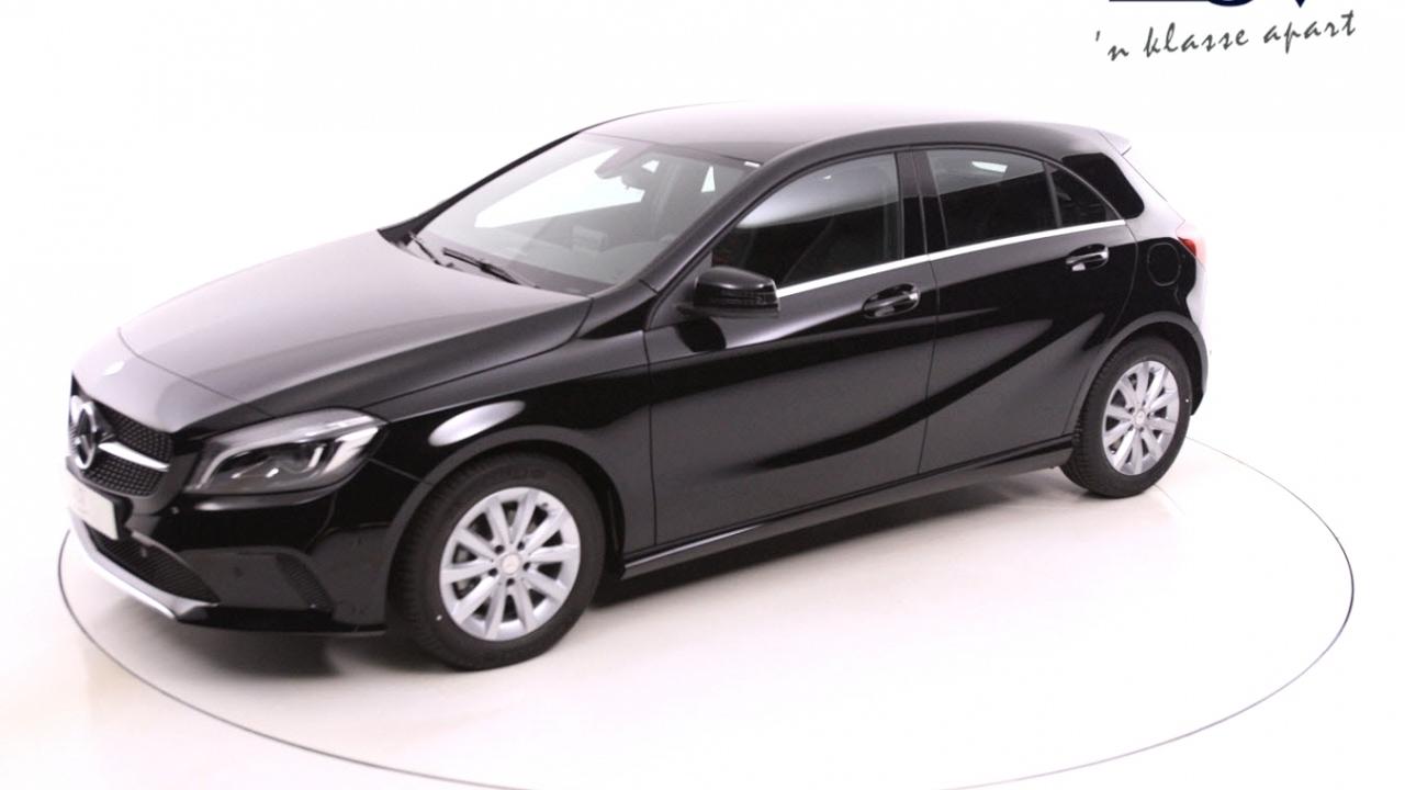 Mercedes Benz A Klasse 180d Business Solution Plus Navigatie