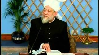 Urdu Tarjamatul Quran Class #44 - Surah Aale-Imraan verses 123-144, Islam Ahmadiyyat