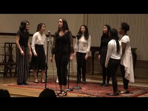 The Longmeadow High School Swedish Fish-Can't Take My Eyes Off You-House Music 2020