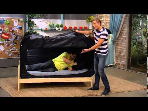 the living room - hot or not - privacy pop tent - youtube