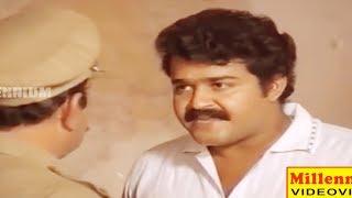 എന്റെ അച്ഛനെ വെറുതെവിടണമെന്ന് യാചിക്കാനല്ലവന്നത്  |  Mohanlal Super Dialogue  | Naduvazhikal Movie