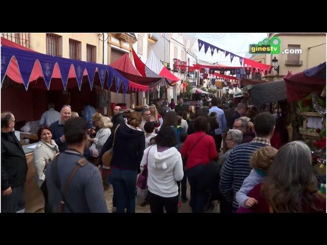 Mercado Medieval y Navideño de Gines 2015  (COMPLETO)