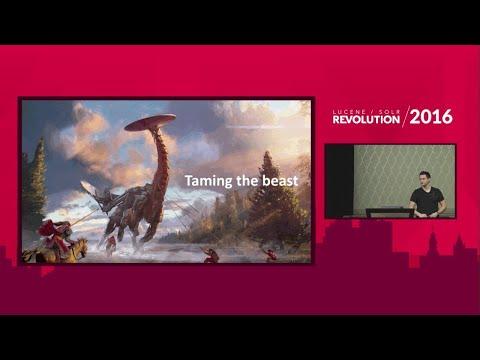 PlayStation and Lucene - Alexander Filipchik, Sony Interactive Entertainment