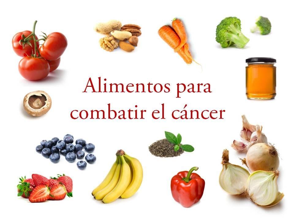 Alimentos para combatir el c ncer youtube - Alimentos que evitan el cancer ...