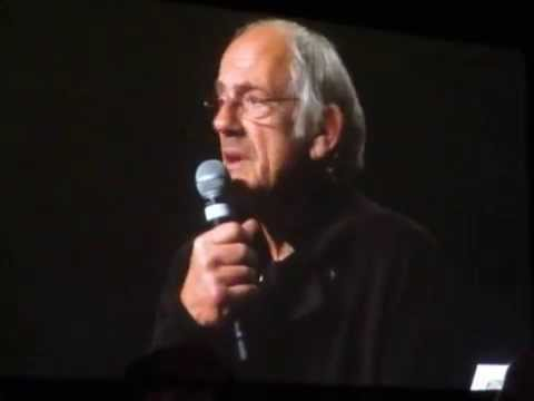 Christopher Lloyd talks One Flew Over the Cuckoo's Nest @FanX15